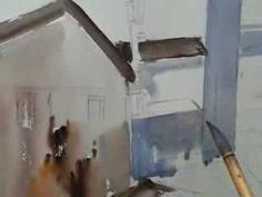 ▶ Water Color Painting Outdoor - A Vallage 茶果嶺 - YouTube