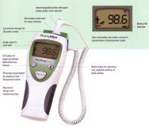 Welch Allyn Suretemp Plus 690 Electronic Thermometer #01690-200