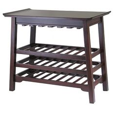 Winsome Chinois Console Wine Table