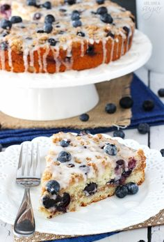 Blueberry Streusel C