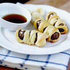 Breakfast Mummies