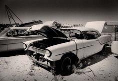 1957 Oldsmobile print