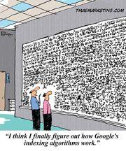 Google Search Algorithm Changes Logo