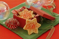 Old Fashioned Short Bread Cookies