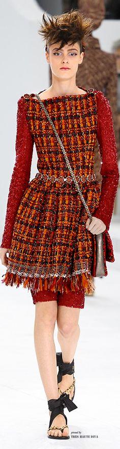 Chanel Haute Couture Fall 2014 ♔ Tres Haute Diva