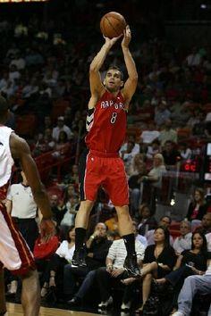 Jose Calderon - Toronto Raptors nba player, toronto raptor, york knick, fantasi basketbal, sport team