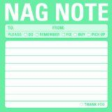 "www.squidoo.com/unique-funny-post-it-notes - The Official ""Nag Note"" - need some of these funny post it notes in my house!  #ppgfunny"