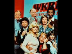 WKRP in Cincinnati Theme Song - Always a great one...