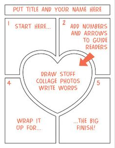Comic Strip Templates and a Freebie for Valentine's Day!