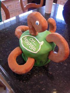 Richard Scarry inspired edible book!