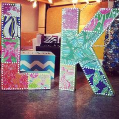 Lilly letters