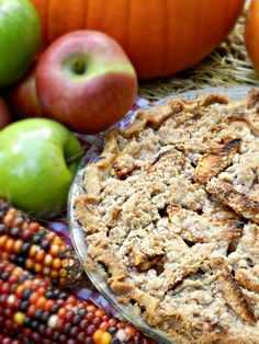 Award Winning Dutch Apple Pie Recipe by Redhead Can Decorate