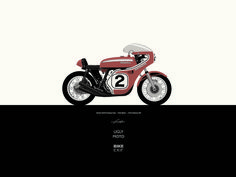 Here's a treat for readers of Bike EXIF: a set of beautifully illustrated motorcycle wallpapers, featuring classic race bikes. This one is the legendary Dick Mann Honda. Download the high resolution at http://www.bikeexif.com/motorcycle-wallpapers/ugly-moto