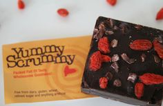 Its that time again to dive back in to the kitchen and get the latest batch of Yummy Scrummy packaged