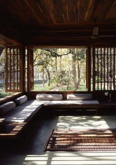 porch?  yoga studio?  living room with lots of fresh air?  who cares!