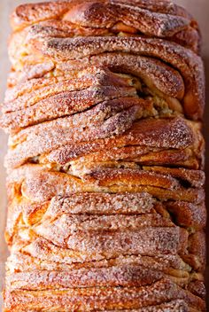 Brown Butter Cinnamon Pull Apart Bread