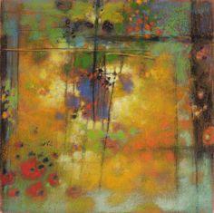 We Travel, oil on canvas, Rick Stevens