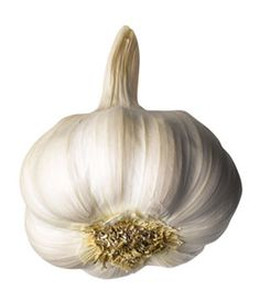garlic lowers Cholesterol by 9-12%. Studies have shown that 1/2 a clove or raw garlic a day can lower cholesterol by 9-12%.   www.dalia.mynutrie.com