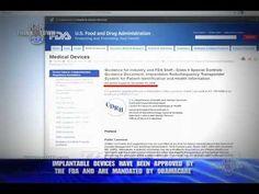 ALERT - Obamacare mandates FDA-approved implantable RFID chips!