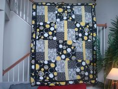 High Light quilt from Quilts and More by Laurel H., via Flickr