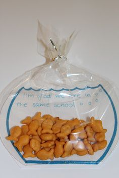 Cute idea for school snacks      Good idea for the 100th day of school. valentine day cards, 100th day, birthdays, food, valentine cards, snack idea, valentine ideas, school snacks, parti