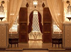 Luxury Hotel in Marrakech