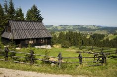 House in the Polish Tatras