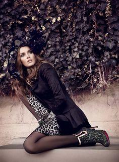 Milena Milovanovic | Michele Bloch Stuckens #photography | Kurv Winter 2011