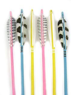Beautiful decorative arrows