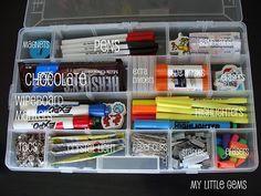 tool box reinvented for teachers/ sunday school teachers, etc