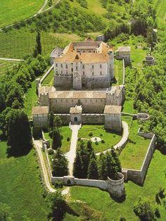 Castel Thun, Trento, Italy