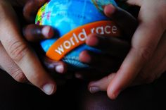 Dear World Race parent...a colorful tribute to the folks who hold down the fort