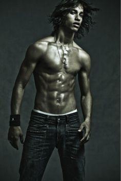gay hairy shirtless