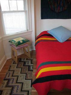 Rugged, Gorgeous Woolen Blankets