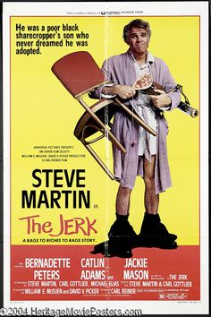 Best Steve Martin movie