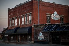 The Old Ice House ~ Downtown McAlester
