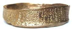 Etched Cuff / Cold Picnic