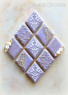 Diamond Tiles ~ Cookie Connection