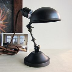 Image of articulated work light
