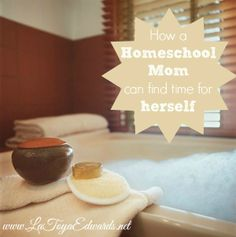 People often ask how I find time to myself as a homeschool mom. I'm sharing some ways I've been able to carve out some time to recharge and rest so that I can serve and bless my family better.
