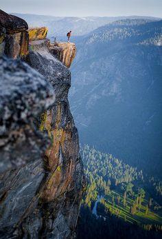 #Viagem. Top of the World, Yosemite, California