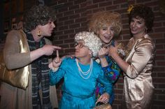 The Golden Girls | 25 Clever Halloween Costumes To Wear As A Group