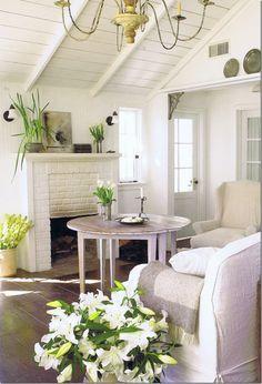 cozy cottage feel
