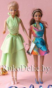 patron para ropas de barbie