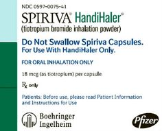 spiriva alternative treatment