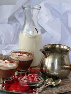 Once Upon A Chocolate Life, Peppermint Hot Chocolate