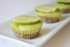 Mini Key Lime Pies (Paleo)