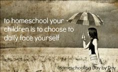 Living and Learning at Home: Your Greatest Critic - A Sneak Peak at Homeschooling Day by Day