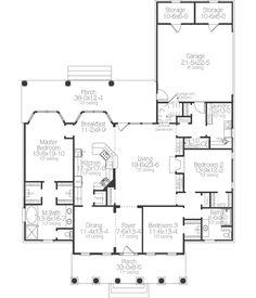 Dream House Blue Prints On Pinterest House Blueprints