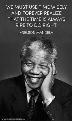 Nelson Mandela Quotes RIP Madiba — The Tomato Tart